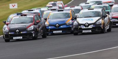 Clio Cup, Renault, Clio Cup UK, GardX, GardX Protection, GardX International Ltd, Donington Park, Donington, BTCC, Westbourne Motorsport, Motorsport, Racing