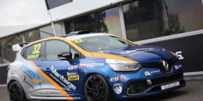 James Dorlin, GardX, GardX Protection, GardX International, BTCC, Clio Cup, Renault, Oulton Park, MSV, Westbourne Motorsport, GuardX, GardX Racing