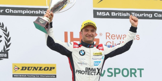 BTCC Brands Hatch Opening BMW Protect X