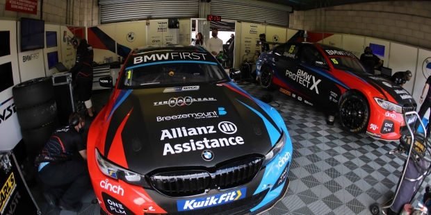 BTCC, Touring Cars, Team BMW, ProtectX, WSR, BMW, BMW 3 Series, Racing, Motorsport, Oulton Park, Tom Oliphant, Colin Turkington