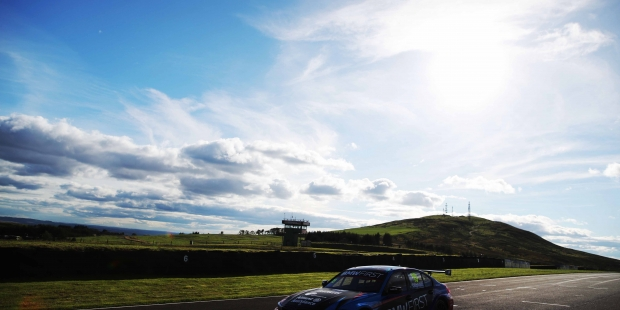 BTCC, Touring Cars, BMW, Team BMW, BMW Motorsport, Motorsport, Auto, Automotive, Colin Turkington, Tom Oliphant, Touring Cars, Racing, Race Car, Landscape, Circuit, Knockhill, Scotland, Scottish Circuit, Champion, 2019 Champion