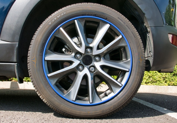 GardX WheelGard protects your alloy wheels