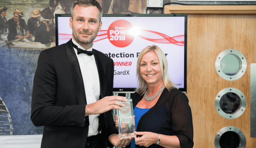 GardX, GardX Protection, GardX International, Car Dealer, Car Dealer Magazine, Car Dealer News, Automotive, Automotive News, Industry Awards, Automotive Awards, Paint Protection, Paint Protection Provider, GardX Racing, Emirates Spinnaker Tower