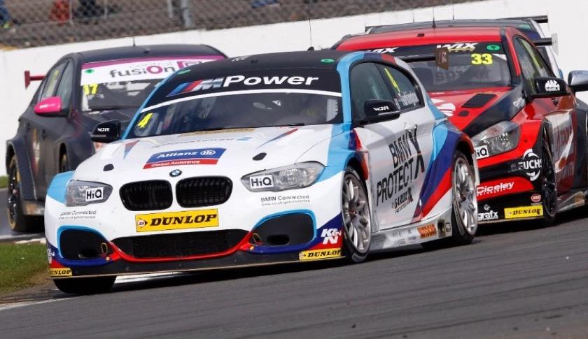 GardX, BMW, Silverstone, Racing, Cars, Motorsport, Protect X, Auto-sector, Drivers, BTCC, Colin Turkington, Rob Collard, Manufacturer Championships, WSR, Team BMW, Dunlop, Dunlop MSA British Touring Car Championship